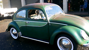 1959 VW Bug Deluxe Worongary Gold Coast City Preview