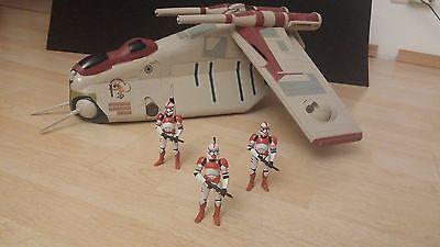 Hasbro STAR WARS Republic Gunship