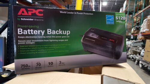 APC BE750G Battery Backup**NEW**
