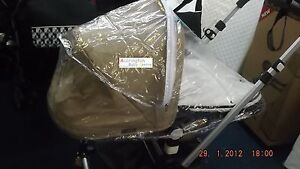 RAINCOVER FITS iCandy Apple Peach Strawberry Blossom Cherry Seat & Carrycot