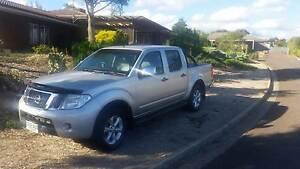 2012 Nissan Navara Ute Flagstaff Hill Morphett Vale Area Preview