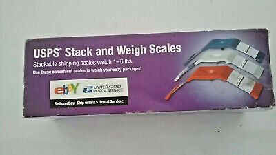 Usps Stack And Weigh Scales- In Box