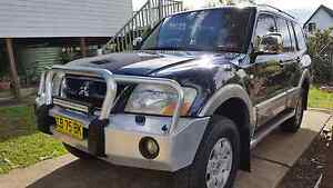 Pajero Exceed 2002 Auto 4X4 - Excellent Condition Mona Vale Pittwater Area Preview