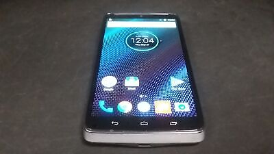 Motorola DROID Turbo - 32GB - XT1254 - Smartphone - Verizon - Black