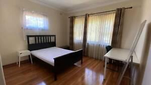 convenient, spacious room for rent