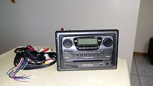 Entertainment system for RV
