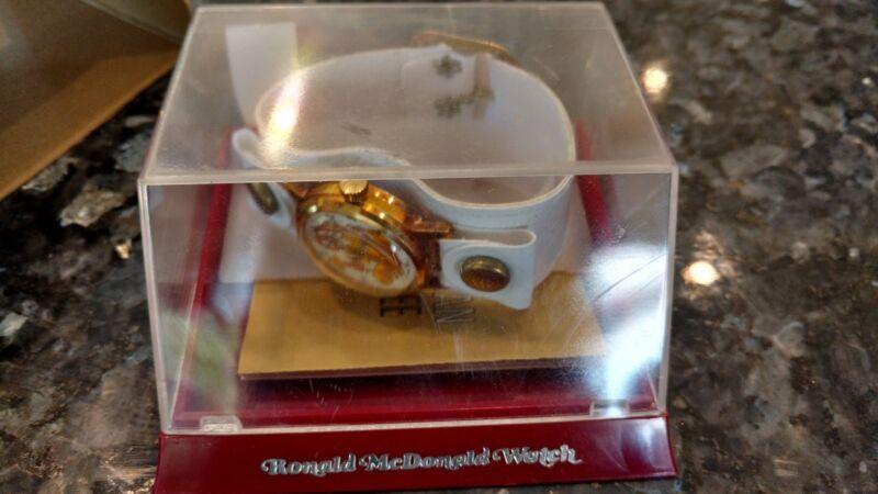 Ronald McDonald Watch - Still in Box