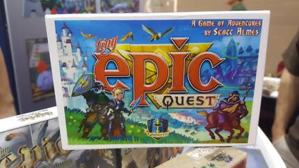 Tiny Epic Quest Board Game Deluxe