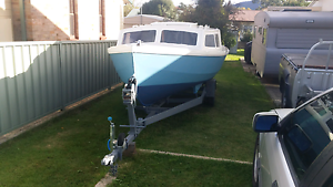 16  ft   Timber   boat Bowenfels Lithgow Area Preview