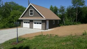 Garages, Renovations, Decks, Home Builds and Additions