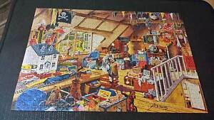 Ravensburger 1000 Piece Jigsaw Grandma's Atic Woodvale Joondalup Area Preview