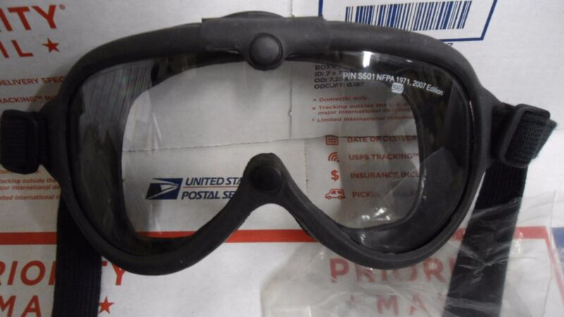 CAIRNS P/N S501 NFPA 1971, 2007 EDITION FIREFIGHTING /ATV EYE GOGGLES