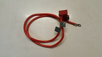 BMW  E60 E61  5er   LCI POSITIVE POLE BATTERY CABLE SBK2  / 6989780
