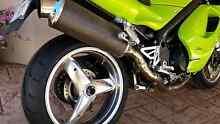 TRIUMPH DAYTONA 955i - QLD RWC - The Gentleman's Sports bike New Farm Brisbane North East Preview