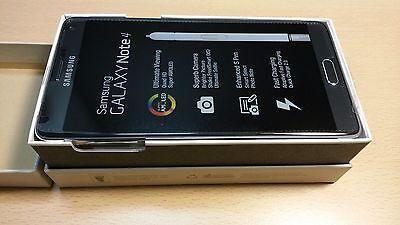 New Samsung Galaxy Note 4 SM-N910T 32GB T-Mobile Unlocked Black Smartphone