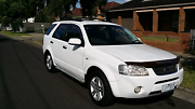 2005 ford territory  ghia 7 seats one year reg Glenroy Moreland Area Preview
