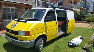 Volkswagen  backpacker campervan. Fully equipped van with extras. Port Macquarie Port Macquarie City Preview