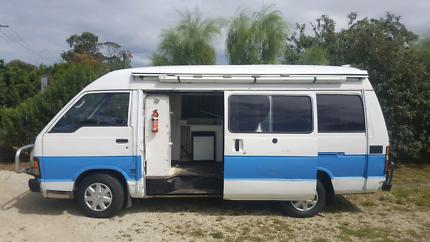 Totota Hi.Ace camper van. Dodges Ferry Sorell Area Preview