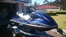 2011 FX SHO Yamaha jetski cruiser Corlette Port Stephens Area Preview