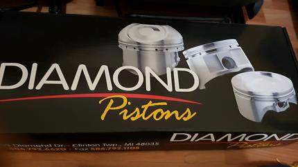 Holden Pistons Diamond
