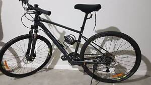 San Rafael DS3 2016 hybrid bike for sale Waurn Ponds Geelong City Preview