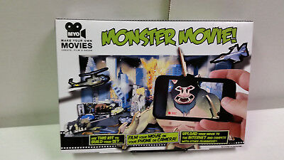 MAKE YOUR OWN MONSTER MOVIE (Own Monster Kit)
