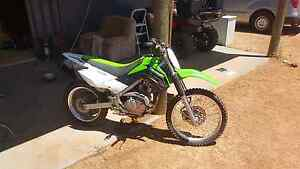 Kawasaki KLX140L dirt bike Toodyay Toodyay Area Preview