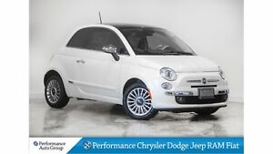 2014 Fiat 500 Lounge * Auto * Sunroof