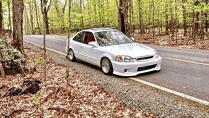 Honda civic si coupe 2000