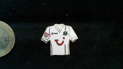 H96 Hannover 96 Trikot Pin 2011/2012 Away Badge Kit Tui 50 Jahre Patch image
