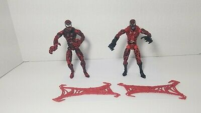 Marvel Legends Spiderman Classics Toybiz Carnage  Figure lot