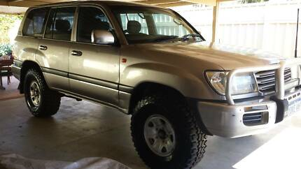 2003 Toyota LandCruiser Wagon Seville Grove Armadale Area Preview