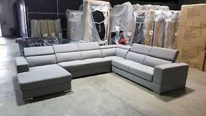 Large Modern Fabric Modular ( 2 colour options) Granville Parramatta Area Preview