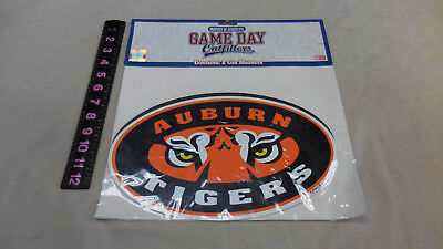 Ncaa College Large Game (AUBURN UNIVERSITY MAGNETS LARGE, 2 PER PK COLLEGE-NCAA, GAME DAY, REGULAR SEASON )