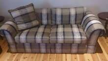 MORAN 3-seater CLUB Lounge $175 ONO Alberton Port Adelaide Area Preview