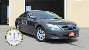 2010 Toyota Camry AUTO | TINTS | POWER WINDOWS | TRAILER HITCH |