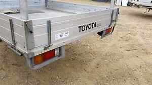 Toyota hilux tray Churchill Ipswich City Preview