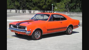 Wanted to buy HK, HT, HG, HQ Monaro. Invermay Launceston Area Preview
