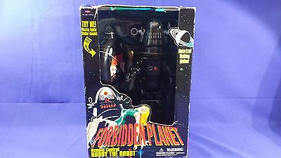 Forbidden Planet Remote Control Robby the Robot with Blazing Lights and Sounds