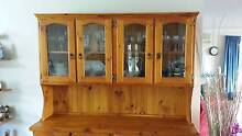 4 door buffet with hutch Armidale 2350 Armidale City Preview