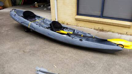 Sea Kayak double - great for paddling , fishing and exploring