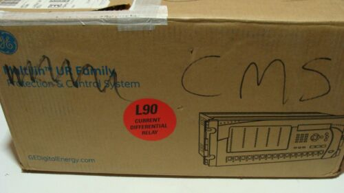 GE Multilin L90 Line Current DIFFERENTIAL RELAY  NEW General Electric