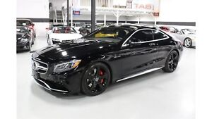 2016 Mercedes-Benz S-Class S63 AMG   LOADED   MB WARRANTY