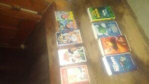 Cassette vidéo film d enfant 10$