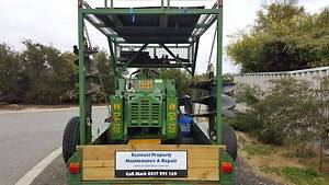 Kanga Mini-Digger + Attachments For Hire A COMPLETE SOLUTION Alexander Heights Wanneroo Area Preview