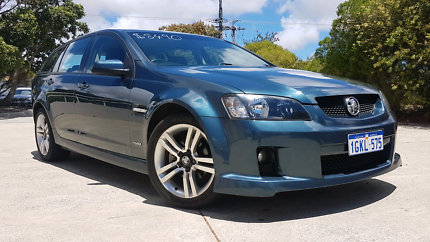2010 holden commodore ve wagon Sv6