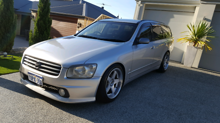 Nissan Stagea M35 turbo wagon great condition. Need gone