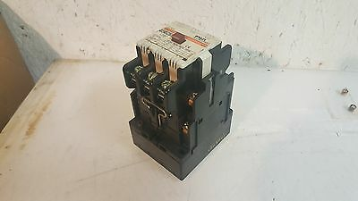 No Base Fuji Electric Magnetic Contactor AUX 1a Warranty SJ-0G Used