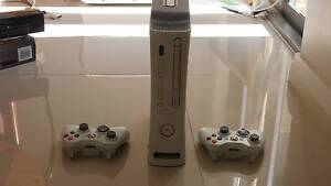 XBOX 360 with games West Beach West Torrens Area Preview