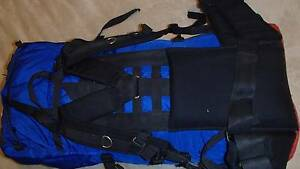 Camping items including backpacks, mat, eskies and chair. Ngunnawal Gungahlin Area Preview
